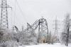 В Украине жители 71 населенного пункта остались без света.