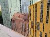 Балкон на мансардном этаже: козырёк для балкона