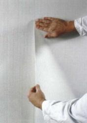 Как исправить неудачно оклеенные обоями стены.