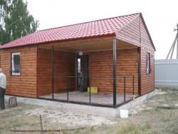 Производство бытовок , домиков  и других конструкций.