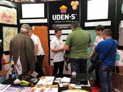 На международной выставке AquaTherm-2019 обогреватели UDEN-S вызвали настоящий ажиотаж