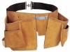 Stanley Сумка поясная двойная из кожи для инструмента и гвоздей 2-93-200