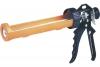 Favorit Пистолет для герметика пластмассовый полуоткрытый, металлическая ручка,12-021