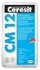 Ceresit Клеящая смесь для напольных плит и керамогранита CM 12 25кг