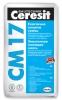 Ceresit Эластичная клеящая смесь CM17 25кг