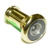 Аллюр Глазок дверной ГД-1 золото