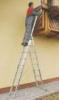 ITOSS Лестница трехсекционная универсальная ITOSS 3x8 ступеней (7608)
