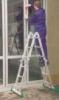 ITOSS Лестница четырехсекционная шарнирная ITOSS 4x4 ступени (4413)