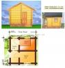 ООО Новый дом Баня Проект № 014