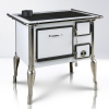 THORMA Cooker Fiko 70 Nostalgie, white left