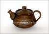 Чайник 0,800 л. глиняный