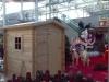 """Экодревмаркет Домик блок-хаус 20мм модель """"Джоли""""  2х2м"""