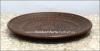 Тарелка глиняная плоская d=25 см (катанка)