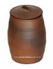 Бочонок глиняный для хранения (литье)