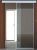 MetalGlass Дверь межкомнатная раздвижная