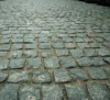 Гранит СВ Брусчатка из гранита, габбро 100х100х50мм