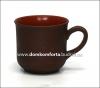 Чашка чайная малая глиняная (катанка)