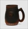 Кружка пивная глиняная (литье)