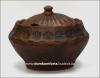 Вареничница глиняная (литье, декор)