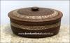 Кастрюля  2,5 л. глиняная (гончарка)