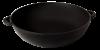 СИТОН Сотейник чугунный 240х60 мм с крышкой