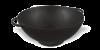 Кастрюля (казан) чугунная ВОК 3,5 л с крышкой-сковородой