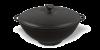 СИТОН Кастрюля (казан) чугунная ВОК 3,5 л с крышкой
