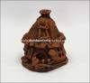 Аромолампа глиняная (лепка, ручная работа)