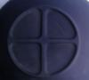 Казан-кастрюля чугунный 10 л с крышкой-сковородой