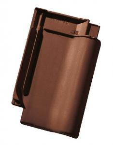 TONDACH  Самба Ангобированная 13 коричневая рядовая