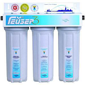 Гейзер 3 ИВЖ Люкс фильтр для воды