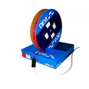 Devi Нагревательный кабель двухжильный DTIP-18 15м