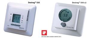 Devi Терморегулятор для систем теплый пол