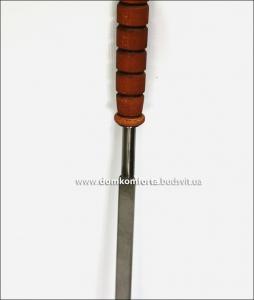 Шампур для тандыра  (верхняя загрузка).