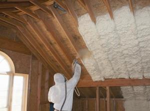 Шумо и теплоизоляция потолка пеноплексом
