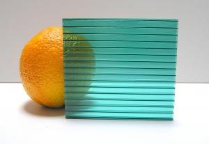 Carboglass Сотовый поликарбонат 4 мм цветной