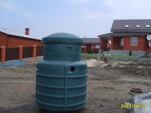 Green Rock Автономная канализация для дома,дачи