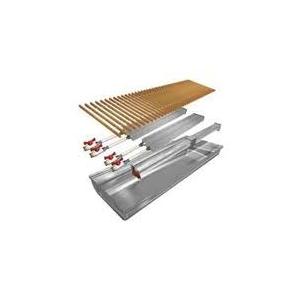POLVAX KV Внутрипольные конвекторы c принудительной конвекцией (с вентилятором)