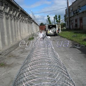 Егоза™ Спиральный барьер безопасности СББ Егоза-Стандарт 700/7