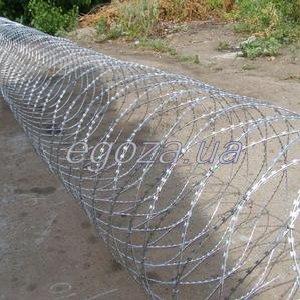 Егоза™ Спиральный барьер безопасности СББ Егоза-Стандарт 900/7