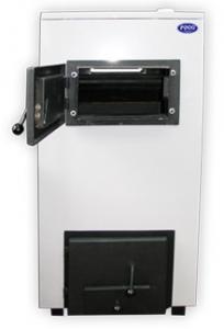 Росс Твердотопливные котлы Росс со стальным теплообменником (КОТВ-С) эконом класса