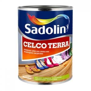Akzo Nobel Sadolin CELCO TERRA