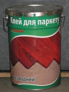 Примус Клей паркетный каучуковый Примус КП-2011