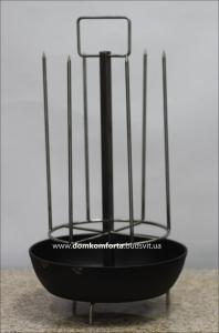 Шашлычница для тандыра с чугунной жаровней