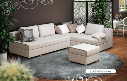 Blest угловой диван модель дженези