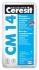 Ceresit Быстротвердеющая клеящая смесь CM 14 25кг