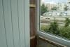 Ремонт балкона. вставленная рама