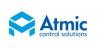 Логотип Atmic