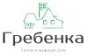 "Лого Интернет-магазин ""Гребенка"""