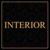 Логотип Interior, дизайн студия Крым